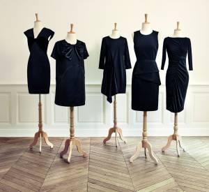 Monoprix présente ses petites robes noires de couturier créées par Hussein Chalayan, Giles Deacon, Anne-Valérie Hash, Alexis Mabille et Yiqing Yin