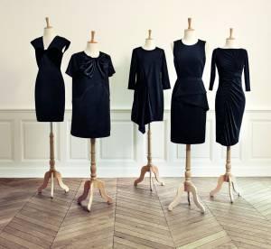 5 petites robes noires de couturiers chez Monoprix : must have !