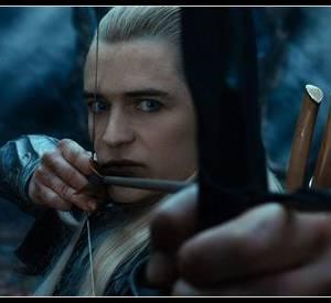 """Orlando Bloom parle du retour de Legolas dans """"Le Hobbit, la désolation de Smaug""""."""