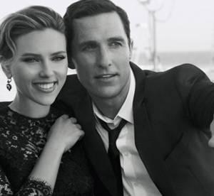 Scarlett Johansson : l'égérie D&G sublime dans la campagne de Martin Scorsese