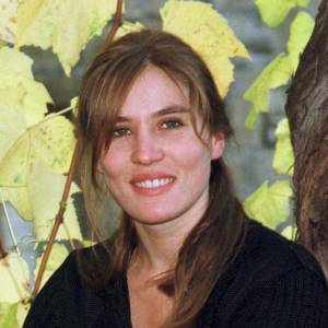 En 1998, Mathilde Seigner est très naturelle.