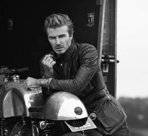 David Beckham, le designer sexy de Belstaff