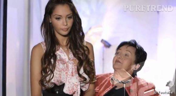 Nabilla s'est-elle fait éclipser par sa grand-mère Livia ?