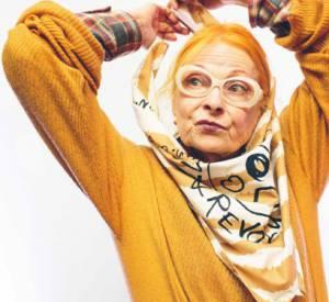 Vivienne Westwood vient de collaborer avec la marque Lush dont les emballages sont des foulards en tissus recyclables.