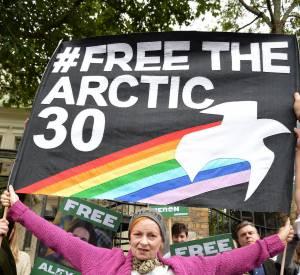 Vivienne Westwood, une activiste écologique très engagée.