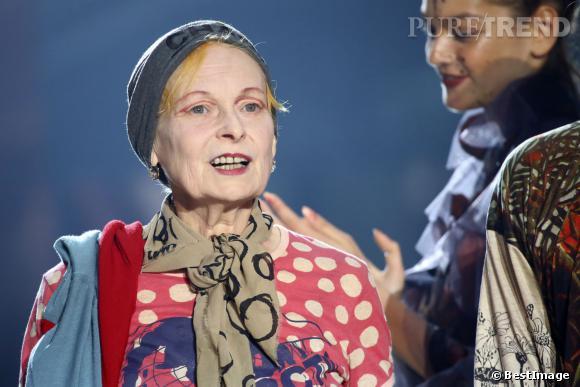 Vivienne Westwood prépare ses mémoires.