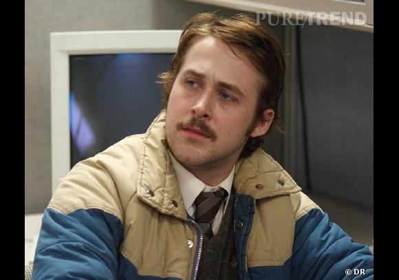 """Ryan Gosling, le cheveu gras dans """"Lars and the real girl""""."""