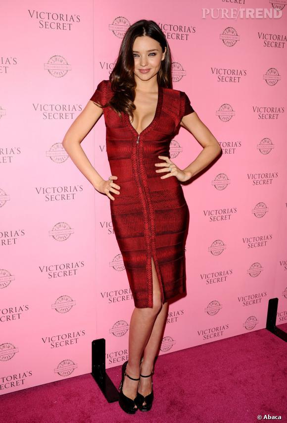 Miranda Kerr, un top model aux nombreux atouts.