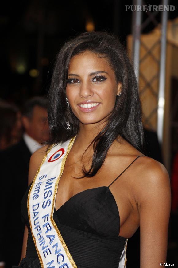 Chloé Mortaud, l'ex Miss France devient patineuse artistique sur M6.