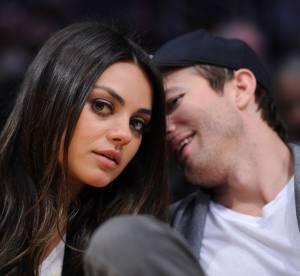 Ashton Kutcher, Mila Kunis : un bébé en route ? Leurs rares apparitions en duo