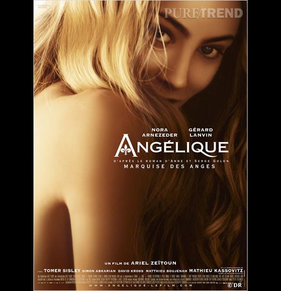 """50 ans après l'adaptation d'""""Angélique Marquise des Anges"""" avec Michèle Mercier, Nora Arnezeder reprend le rôle de la comtesse de Peyrac."""