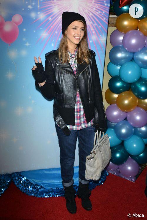 Jessica Alba, la plus rock'n'roll des mamans d'hollywood.