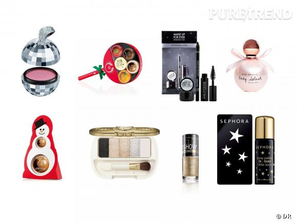Idée Cadeau 30 Euros Petits prix : La beauté de 5 à 30 euros pour les fêtes   Puretrend