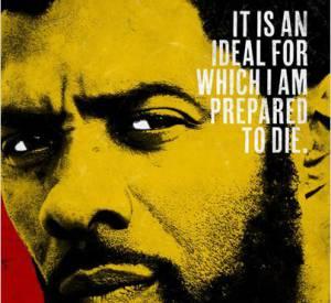 """Mandela : Long Walk to Freedom"", avec Idris Elba."