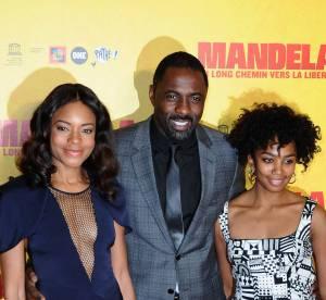 Mandela : notre rencontre avec Idris Elba et Naomie Harris