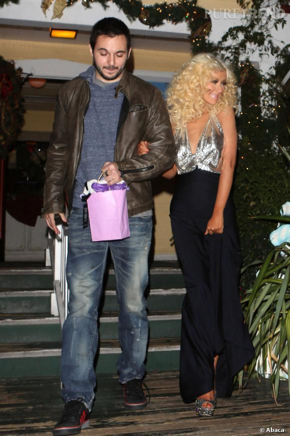 Christina Aguilera joue les divas avec son nouveau corps.