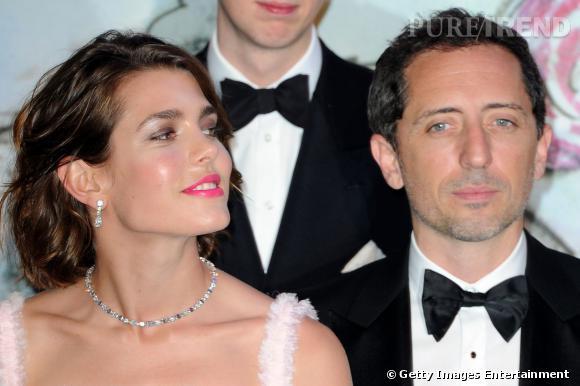 Charlotte Casiraghi et Gad Elmaleh ont eu un petit garçon, Raphaël né le 17 décembre 2013.