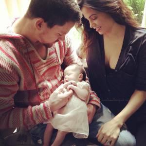 Channing Tatum et Jenna Dewan ont eu une fille, Everly née le 31 mai 2013.