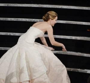 Jennifer Lawrence, Jennifer Lopez... des chutes mémorables !