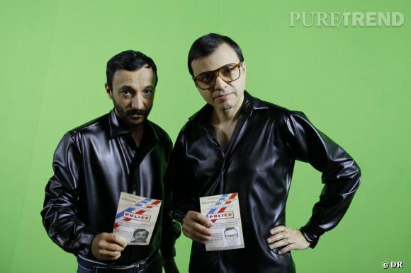 """Le Ben & Bertie Show, """" L'homme à la chemise de cuir """",sur Paris Première le 31 décembre à 23h 30"""