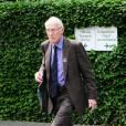 Marcus Setchell, le gynécologue de Kate Middleton a été fait Chevalier par la reine.