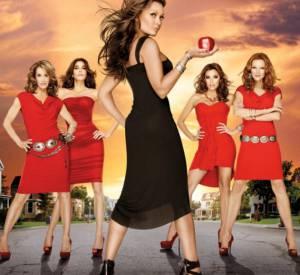 """La série """"Desperate Housewives"""" a intégré à son casting, une cinquième desperate housewives : Renee Perry jouée par Vanessa Williams."""