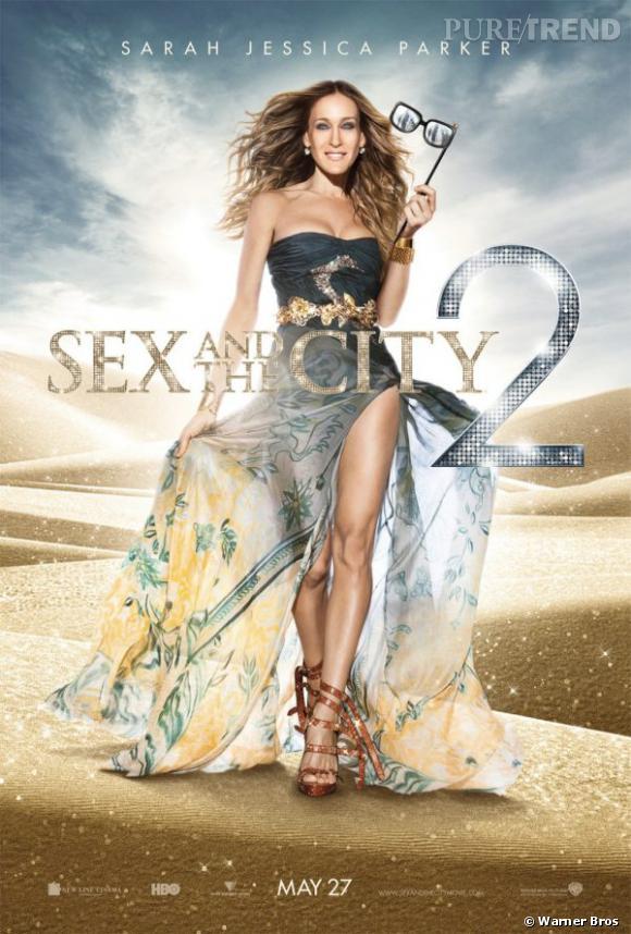 """Une suite à """"Sex and the City 2"""" ? On n'y croyait pas, mais Sarah Jessica Parker en parle..."""