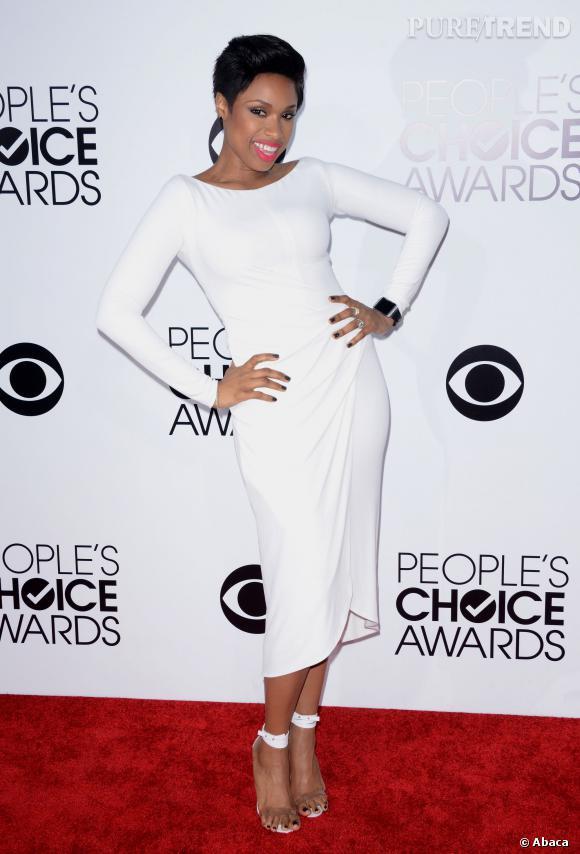 Jennifer Hudson aux People's Choice Awards 2014.