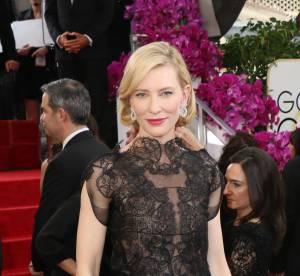 Golden Globes 2014 Cate Blanchett, Jennifer Lawrence... Les femmes de la soirée