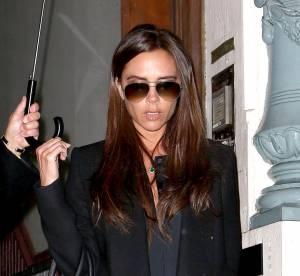 Victoria Beckham, le style par tous les temps... Un look à copier !