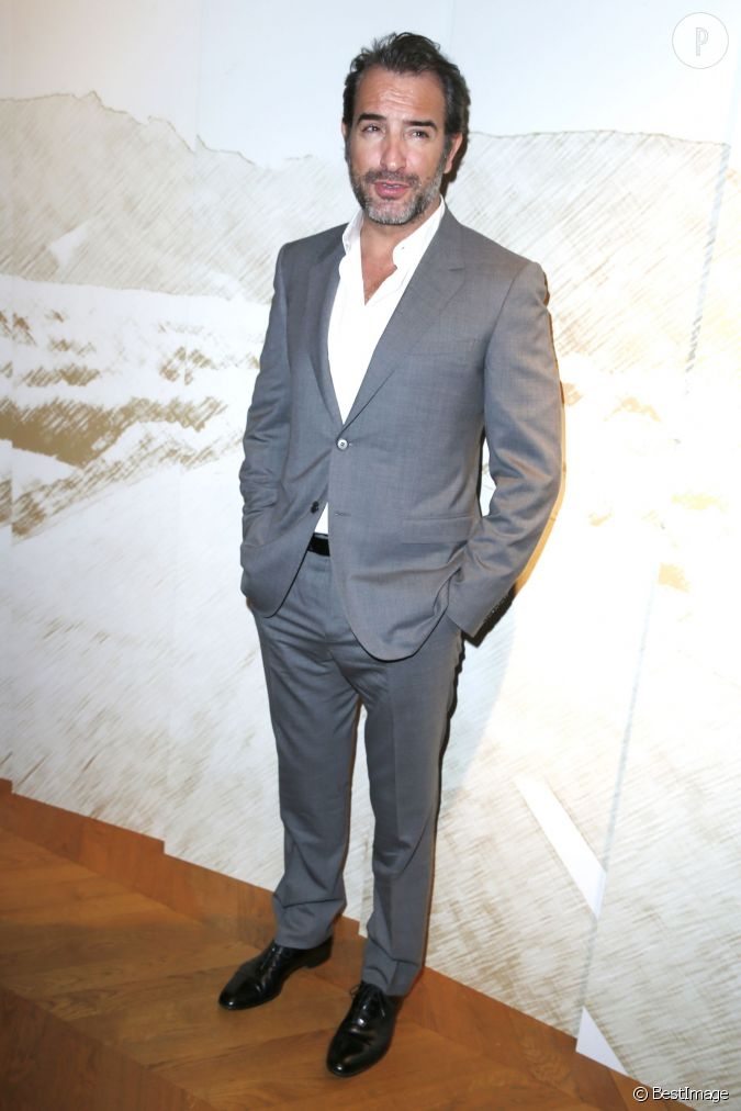 Jean dujardin au d ner des r v lations c sar 2014 for Jean dujardin photo
