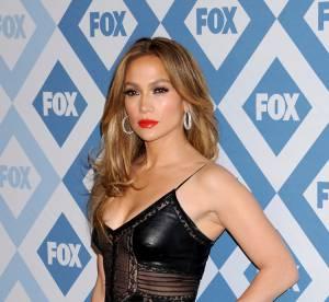 Jennifer Lopez, cuir et dentelle pour son opération séduction