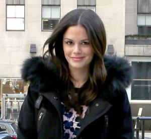 Rachel Bilson, poupée fleurie en plein hiver... Un look à copier !