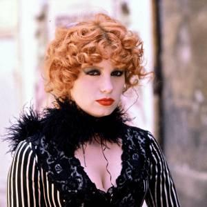 Véronique Genest en 1980 à l'époque elle joue dans Nana, déjà à la télévision.