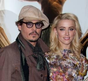 Johnny Depp et Amber Heard : ''Il n'a jamais été aussi heureux''