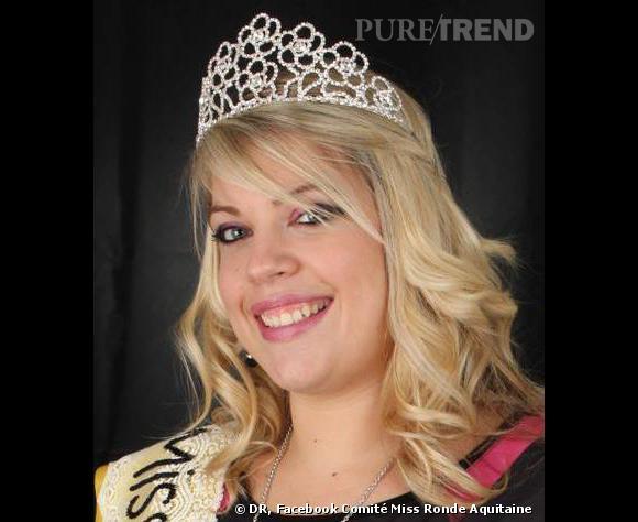 Solange Marais, 23 ans, est la grande gagnante du concours Miss Ronde 2014 qui avait lieu le 18 janvier 2014 à Mulhouse.