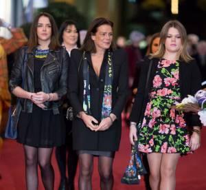 Pauline Ducruet et Camille Gottlieb, les jolies filles de Stéphanie de Monaco