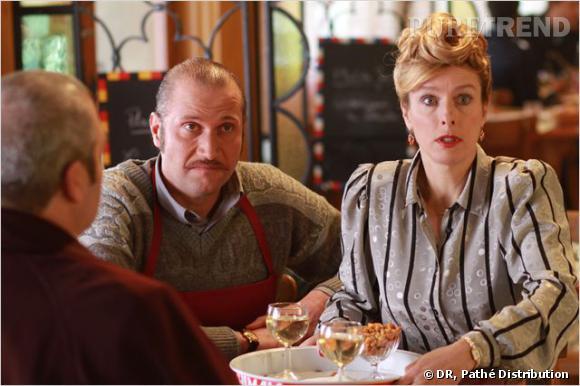 """Karin Viard dans """"Rien à déclarer"""", en 2010."""