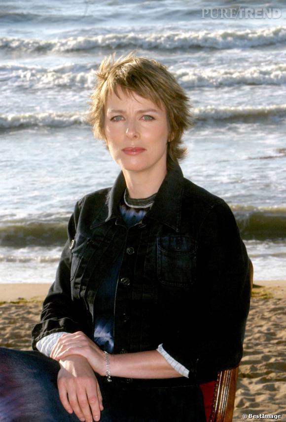 Karin Viard au Festival du film de Cabourg en 2004.