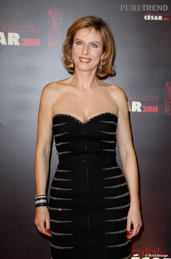 Karin Viard aux César 2011.