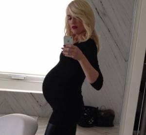 Gwen Stefani enceinte : un méga baby bump en talons hauts !
