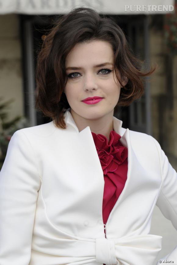 Roxane Mesquida, juré du Festival de Gérardmer 2014.