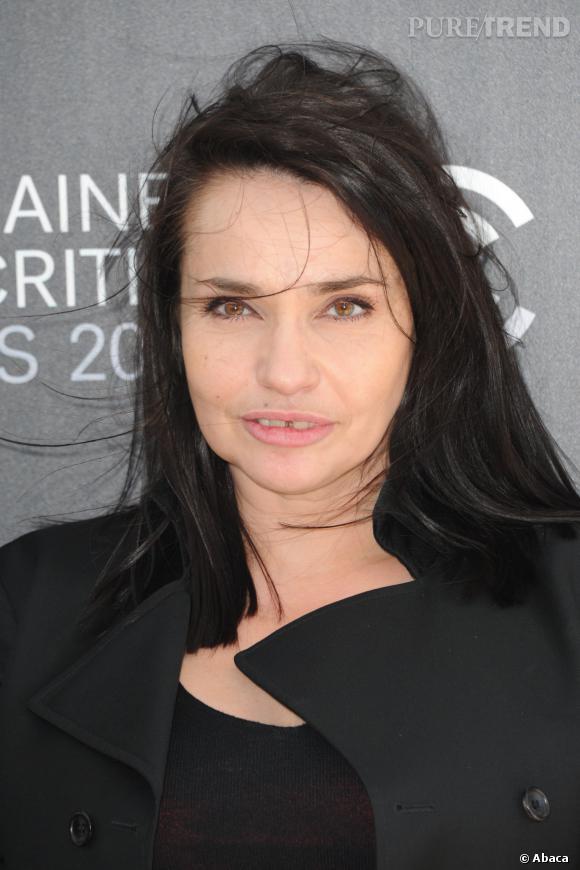 Béatrice Dalle, juré du Festival du film fantastique de Gérardmer 2014.