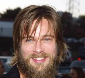 Brad Pitt en 30 coiffures plus ou moins ratées