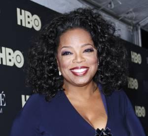 2013 : Oprah Winfrey et sa crinière ébène.