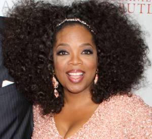2013 : Oprah Winfrey, une coupe très diva.