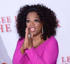 2013 : Oprah Winfrey affiche des boucles serrées.