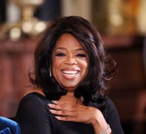 2013 : Oprah Winfrey plus sage avec une coupe très First lady.