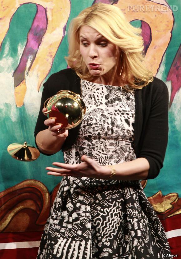 Claire Danes, la reine de la grimace.