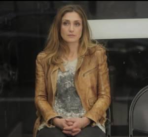 """Julie Gayet : un retour à l'écran dans le clip """"Waiting For you"""" de Minor Alps"""